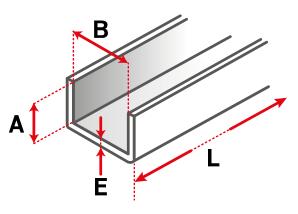 formes boites de transport reddi-crate