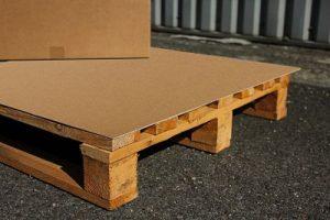 plaque intercalaire carton Gunther Packaging